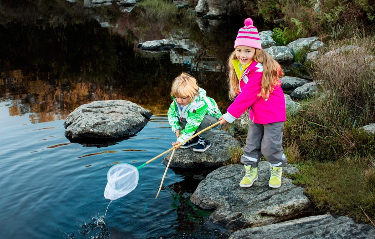 Детская одежда из Финляндии
