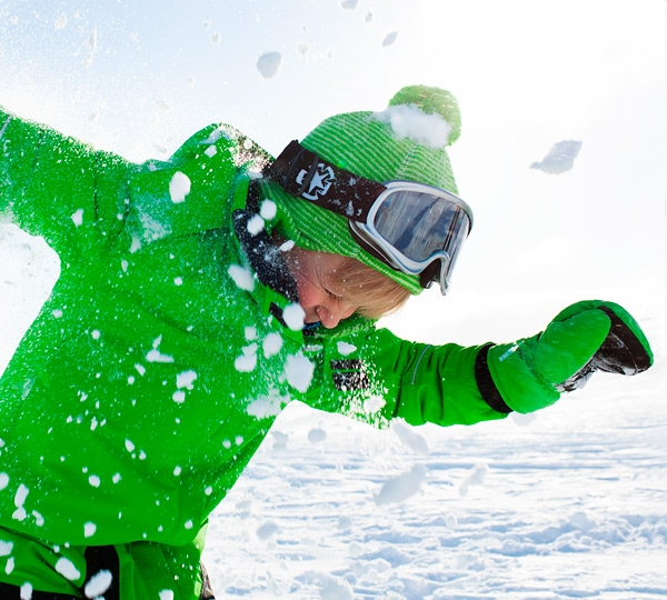 Финская зимняя верхняя одежда для мальчиков